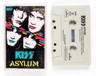 KISS Cassette Tape - Asylum