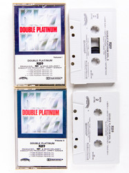 KISS Cassette Tape - Double Platinum