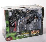 "KISS McFarlane Box Set - ""Creatures"""