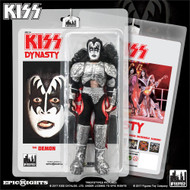 KISS Figures - Dynasty 8-inch, Gene Simmons