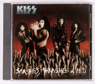 KISS Audio CD - Smashes, Thrashes and Hits