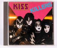 KISS Audio CD - Killers, GERMANY