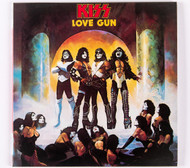 KISS Audio CD - Love Gun, Cardboard Sleeve, Japan, 1997