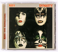 KISS Audio CD - Dynasty The REMASTERS