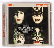 KISS Audio CD - Dynasty The REMASTERS, (sealed)