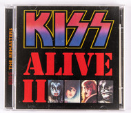 KISS Audio CD - Alive II The REMASTERS, (with tattoos)