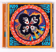 KISS Audio CD - Rock and Roll Over, The REMASTERS
