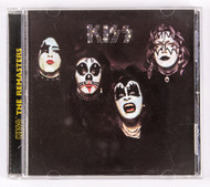 KISS Audio CD - First Album, The REMASTERS