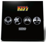 KISS Audio CD - IKONS, (3 disc, sealed)