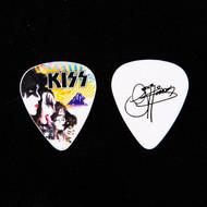 KISS Guitar Pick -  Mt Fuji Japan, Gene