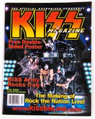 KISS Magazine - Official KISS Quarterly Magazine #4