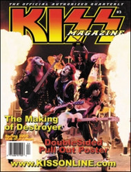 KISS Magazine - Official KISS Quarterly Magazine #3.