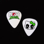 KISS Guitar Pick - Monster, Hello Kitty, Eric