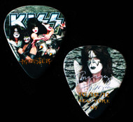 KISS Guitar Pick - Monster New York, 10/11/2012, Tommy, (version 1, small portrait)