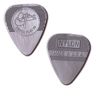 KISS Guitar Pick -  Herco Nylon, Gene, (signature)