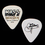 KISS Guitar Pick - Monster South America, Gene