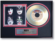 KISS Gold Record - I Was Made for Loving You 45