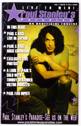 KISS Fanzine - Paul Stanley's Paradise, issues #4
