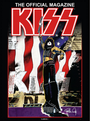 KISS Magazine - Official KISS Magazine 2018, Paul Cover