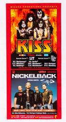 KISS Flier - German Concert 2008