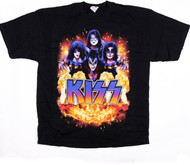 KISS T-Shirt - Alive! Rock the Nation 2004, (size XL)