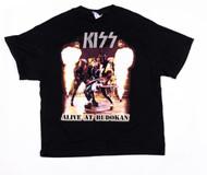 KISS T-Shirt - Alive at Budokan 2003 - Alive!, (size XL)