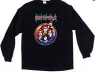 KISS T-Shirt - KISSmas 2006, long sleeve, (size XL)