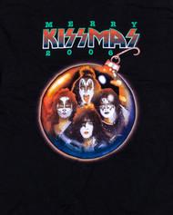KISS T-Shirt - KISSmas 2006, long sleeve, (size XL)