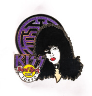 KISS Hard Rock Cafe Pin - Paul Maze Tokyp
