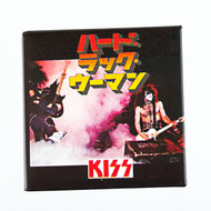 KISS Button - Live square Japanese