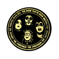 "KISS Sticker - ""The Band You've Been Waiting For"""
