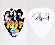 KISS Guitar Pick - Kissworld, Paul