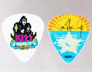 KISS Guitar Pick - KISS Kruise VIII Night 1, Paul