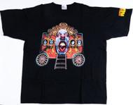 KISS T-Shirt - Psycho Circus (size XL)