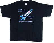 Ace Frehley T-Shirt - Rocket Girl, 2009 tour, (size XL)