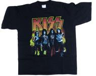 KISS T-Shirt - Reunion Classic, (size XL)