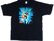 Ace Frehley T-Shirt - Ace Frehley Birthday Bash 2002 , (size XL)