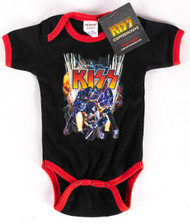 KISS Infant Onesie - Baby Wants a Show, (size 0-3 months)
