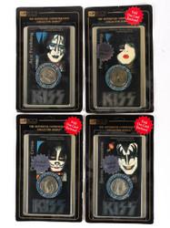 KISS Coins - Reunion Nickel-Silver