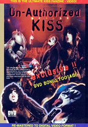 KISS DVD - Un-Authorized, (open)