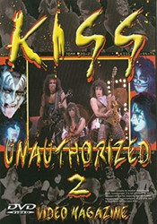 KISS DVD - Unauthorized 2, (open)