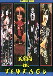 KISS DVD - KISS The Vintage, (open)