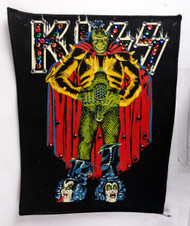 KISS Back Patch - Dragon w/Gene Boots