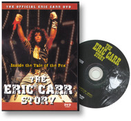 The Eric Carr Story - Inside the Tale of the Fox DVD (open)