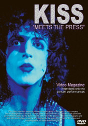 KISS DVD - KISS Meets the Press
