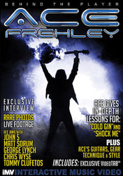 Ace Frehley DVD - Behind the Player