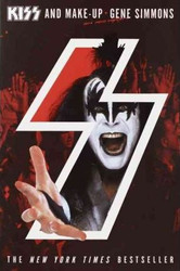 "KISS Book - Kiss and Make-up by Gene Simmons, (second ""S"")"