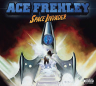 Ace Frehley CD - Space Invader, (Deluxe edition, sealed)