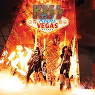 KISS DVD - KISS Rocks Vegas DVD + CD, (sealed)