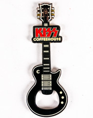 KISS Bottle Opener - KISS Coffeehouse, Ace Guitar
